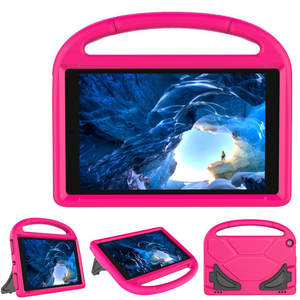 Skin-Stand Foam-Cover Kids Case Amazon-All-New 10-Tablet Fire Hd EVA for Safe