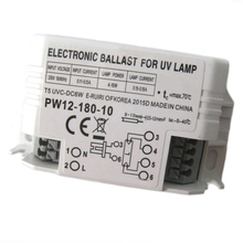 УФ лампа Электронный балласт дезинфекционный шкаф PW12-180-10 220V 4W 6W 8W