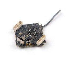 Happymodel crazybee f4 pro v3.0 2-4 s controlador de vôo com blheli_s 4in1 esc dshot600 & compatível flysky/receptor frsky