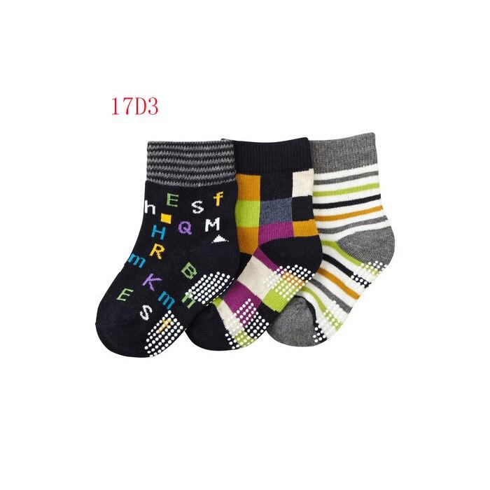 Nissen Children's Socks Pure Cotton Autumn And Winter New Style Cute Infant Slip Socks Women's BABY'S Socks Cotton BOY'S Socks