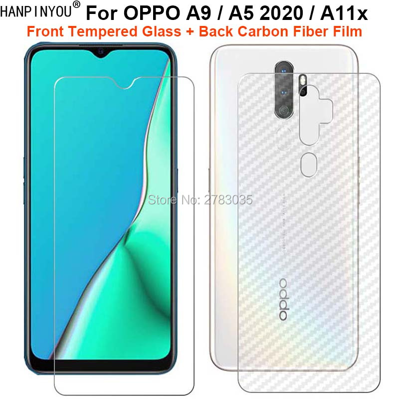 For OPPO A9 / A5 2020 / A11x 6.5