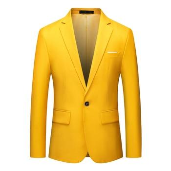 Mens New Arrival Suit-Jackets