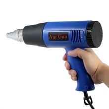 1800W Air Gun Heat Gun Hot Air Gun For Soldering Hair Dryer Building Hot Air Nozzle For Construction Hair Dryer Industrial Tools
