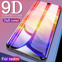 Edge Curved Tempered Glass For Xiaomi Redmi Note 5 6 7 Pro 5A Screen Protector For Redmi 5 6 5A 6A Plus S2 Protective Glass Film(China)