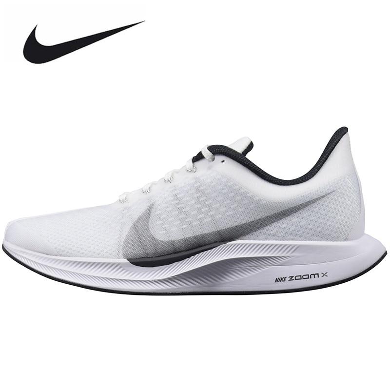 Nike Air Zoom Pegasus 35 Turbo 2.0 chaussures de course pour hommes 2019 nouvelles chaussures de sport vêtements respirants chaussures résistantes 942851-004