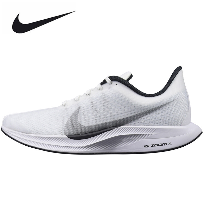 Original Nike Air Zoom Pegasus 35 Turbo 2.0 Men's Running Shoes 2019 New Sports Shoes Breathable Wear-resistant Shoes 942851-004
