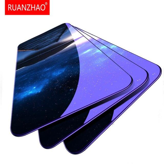 Verre trempé pour Samsung Galaxy A90 A80 A70 A60 A50 A40 A30 A20 A10 M10 M20 M30 Protecteur Décran Film de Couverture A90 A80 A70 verre