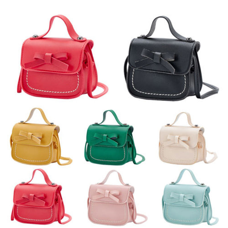 Pudcoco US Stock Toddler Baby Messenger Bags Children Kids Girls Princess Shoulder Bag Handbag Q