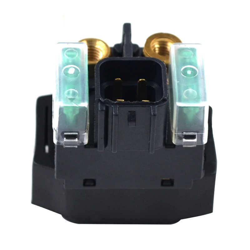 Starter รีเลย์ Solenoid สำหรับ SUZUKI VL800 VL800T VL800Z VL800C INTRUDER 01-09/DL1000 DL100K2 V-STROM 02-09 /GSX600F 98-06