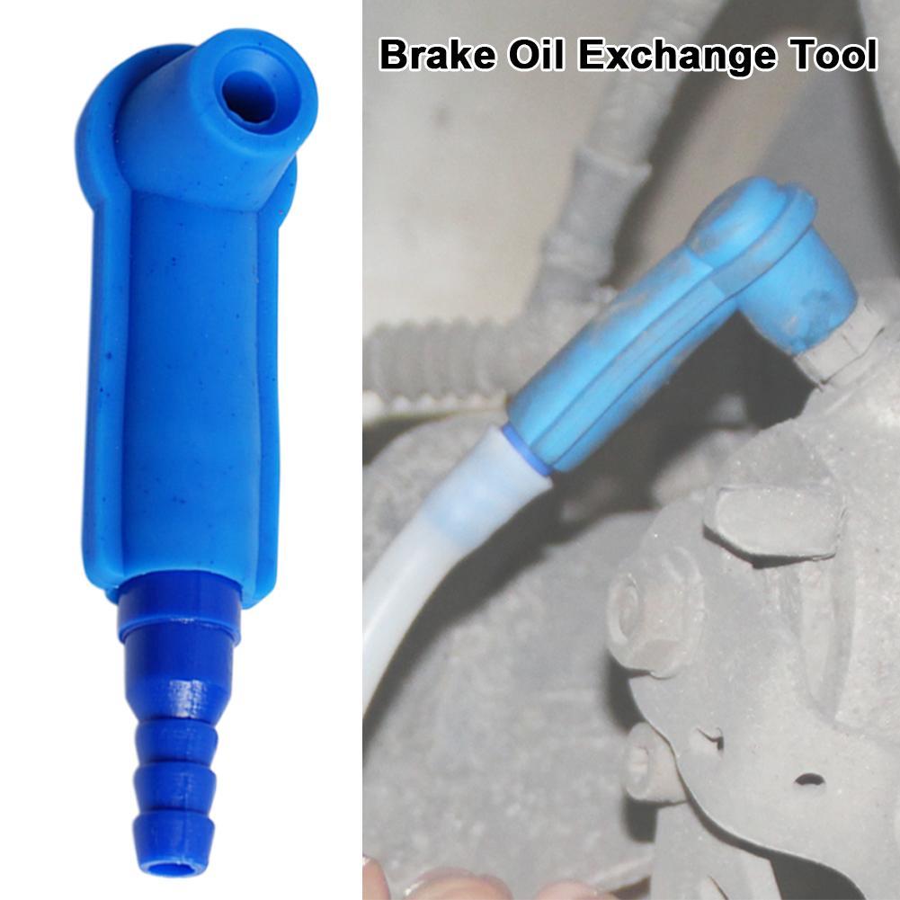 1 шт., сменный инструмент для замены тормозной жидкости для автомобилей, грузовиков, автомобильных масляных блесток, пустая биржа, дренажный комплект, принадлежности для устройств