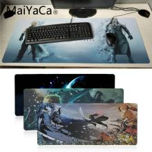 Boy Gift Pad Final Fantasy VII game Laptop Computer Mousepad Gamer Gaming Keyboard Mat Computer Tablet Mouse Pad(China)