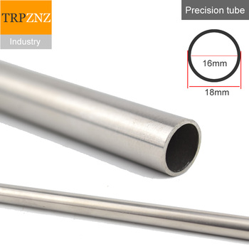 304 Stainless Steel Tube Precision Pipe ,OD18x1mm, Outer Diameter 18mm,wall Thick 1mm,inner Diameter 16mm ,tolerance 0.05mm