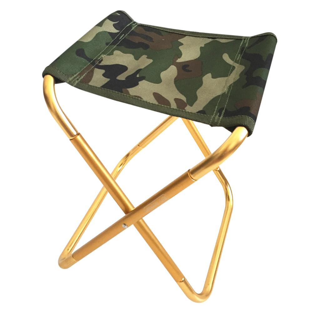 Folding Fishing Chair Lightweight Picnic Camping Chair with Bag Foldable Outdoor Portable Easy To Carry Outdoor Furniture New image