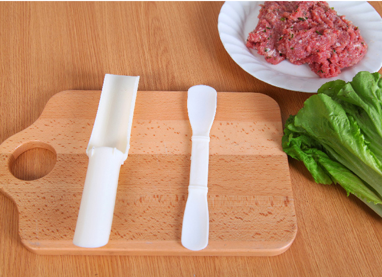 1 Set Convenient Meatball Maker Scoop Multipurpose Useful Pattie Fish Ball Burger Set DIY Home Cooking Tool Kitchen Accessories