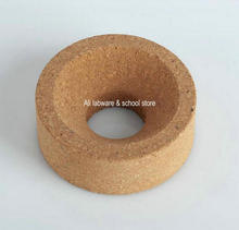 Free shipping 10Piece/lot Diameter 80mm to 160mm Laboratory Synthetic Cork Ring Holder for 50ml 20000ml Round Bottom Flask