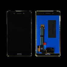 ЖК-дисплей для Nokia 6, сенсорный экран, стеклянная панель, дигитайзер, ЖК-дисплей в сборе для TA-1021, TA-1033, TA-1025, ЖК-дисплей