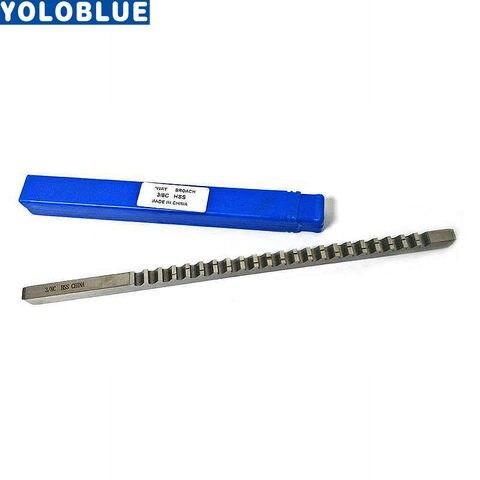 Ferramentas de Corte para Cnc Máquina de Espeto com Calços Espeto c Push-tipo Abordar Chaveta Polegada Tamanho Hss 3 – 8 Mod. 134272