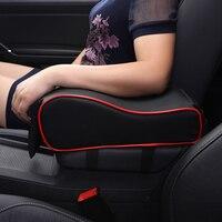Universal Auto Armlehne Pad Arm Rest Sitz Box Pad für BMW 1 2 3 4 5 6 7 Serie X1 x3 X4 X5 X6 E60 E90 F07 F09 F10 F15 F30-in Sitzträger aus Kraftfahrzeuge und Motorräder bei