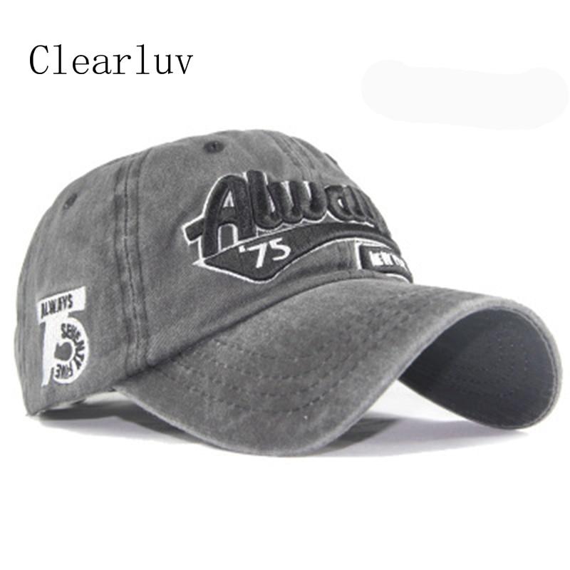 Outdoor Sport Men Baseball Caps Dad CasquetteBone Hats Women Snapback Caps For Men Fashion Vintage Gorras Letter Cotton Cap