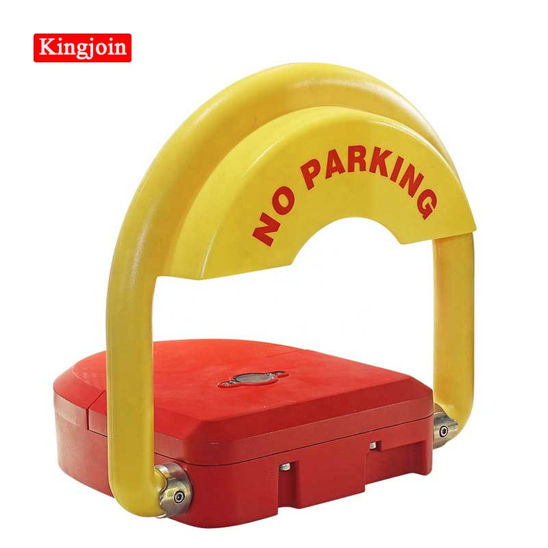 High Quality IP68 Remote Control Parking Lock Blocker Space In Parking Equipment