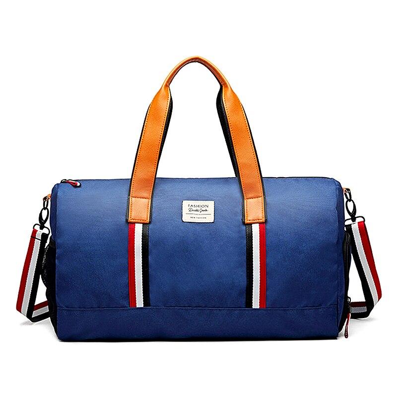 Спортивные сумки для фитнеса, тренажерного зала, для мужчин и женщин, водонепроницаемая сумка для йоги, для путешествий, кемпинга, многофункциональная сумка для йоги, спортивная сумка