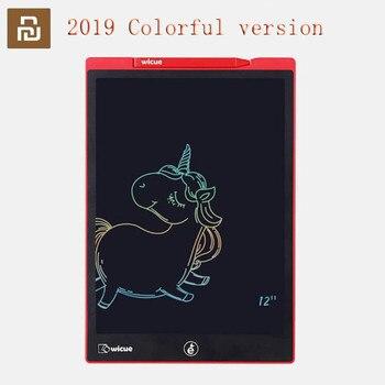 Youpin Kids Wicue 12 Inchs/10-дюймовый ЖК-дисплей для рукописного письма, планшета, цифровой рисунок, ручка для Xiaomi, умный дом