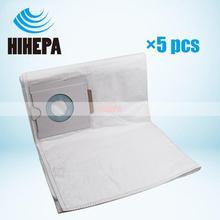 5 pces alta quanitity festool 496187 sacos de filtro selfclean para festool sc FIS CT 26 extrator poeira