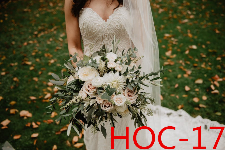 Wedding Bridal Accessories Holding Flowers 3303 HOC 17-23