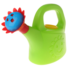Cute Cartoon Home Garden Watering Can Spray Bottle Sprinkler Kids Beach Bath Toy Baby Bath Toy Watering Pot