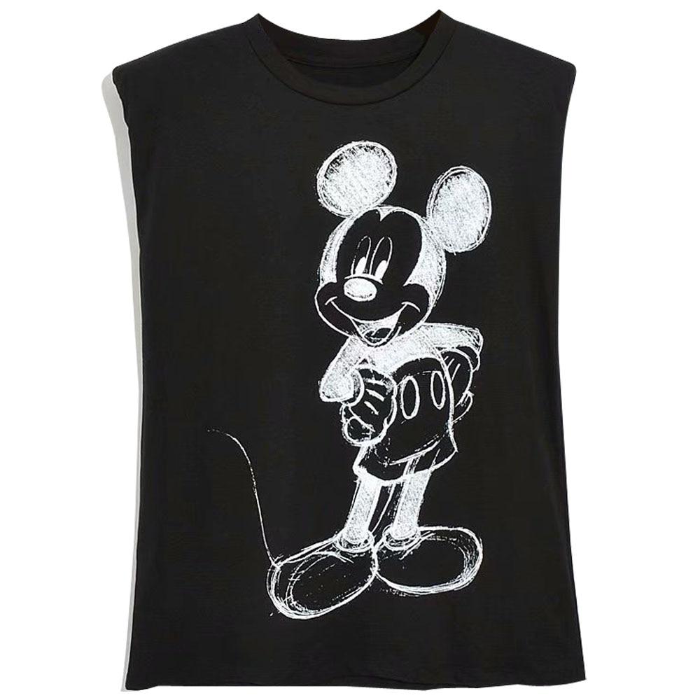 H9a3d3e0a1add4984809442422def9fdcU Disney Family T-Shirt Fashion Winnie the Pooh Mickey Mouse Stitch Fairy Dumbo SIMBA Cartoon Print Women T-Shirt Cotton Tee s