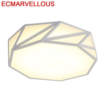 Lighting Colgante Moderna Plafonnier Moderne Lustre Plafon Room Plafond Lamp LED Luminaria Teto Lampara De Techo Ceiling Light