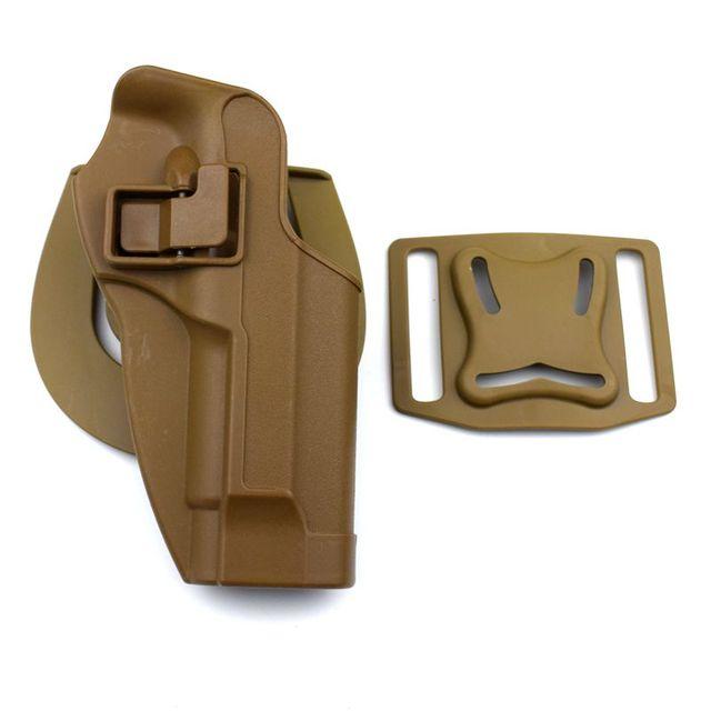 Tactical Beretta M9 92 96 Gun Holster With Gun Accessories Hunting Airsoft Gun Belt Holster Gun Case Pistol Waist Holsters 4