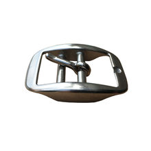 Ze stali nierdzewnej stalowa klamra regulowany pasek z klamrą podwójny pręt klamry do torby skórzane 17mm 20mm szerokość wewnętrzna 10 sztuk w opakowaniu
