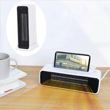 Space-Warmer Wall-Heater Heating Electric Mini Indoor for Camping Any-Place Adjustable