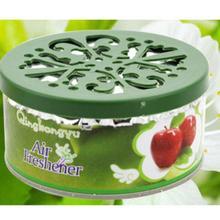 2019 Solid Deodorizing Scent Air Freshener Fragrance Perfume Flavors For Indoor Car Home Bath Lavender Lemon Rose Flavor цена