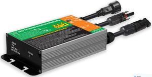Микросетевой инвертор 260 Вт/300 Вт/350 Вт, входное напряжение MPPT, 220 В, 230 В, 50/60 Гц, простой и практичный преобразователь, AC120V/230 В