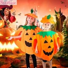 Staraise Halloween Decoration Clothing Pumpkin Cosplay Child 5-10 Years 2019 Party Supplies Accessories