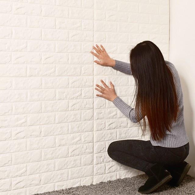 Home Decor Wallpaper 70x77cm DIY 3D 4