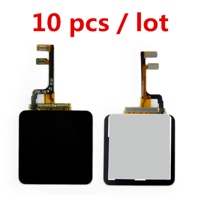 10pcs/lot For iPod Nano 6 6th LCD Display Touch Screen Digitizer Assembly nano6 Gen with Free Tools