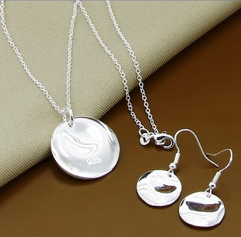 Νέα γυναικεία μοντέρνα κοσμήματα 925 sterling silver