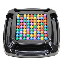 Rainbow Ball Toy Matching Educational Interactive Board Game