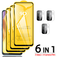 6-en-1, protector pantalla poco m3 pro cristal templado poco-m3 pro xiaomi poco m3 protector de pantalla poco m 3 pro screen protector pocophone m3 xiaomi poco m3 pro 5g glass