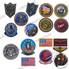 VOLO F-14 MAVERICK PATCH TOMCAT US NAVY Lotta Air Force DISTINTIVO della ZONA PER L'inverno Cappotti di Cuoio del Motociclo Jacke(China)