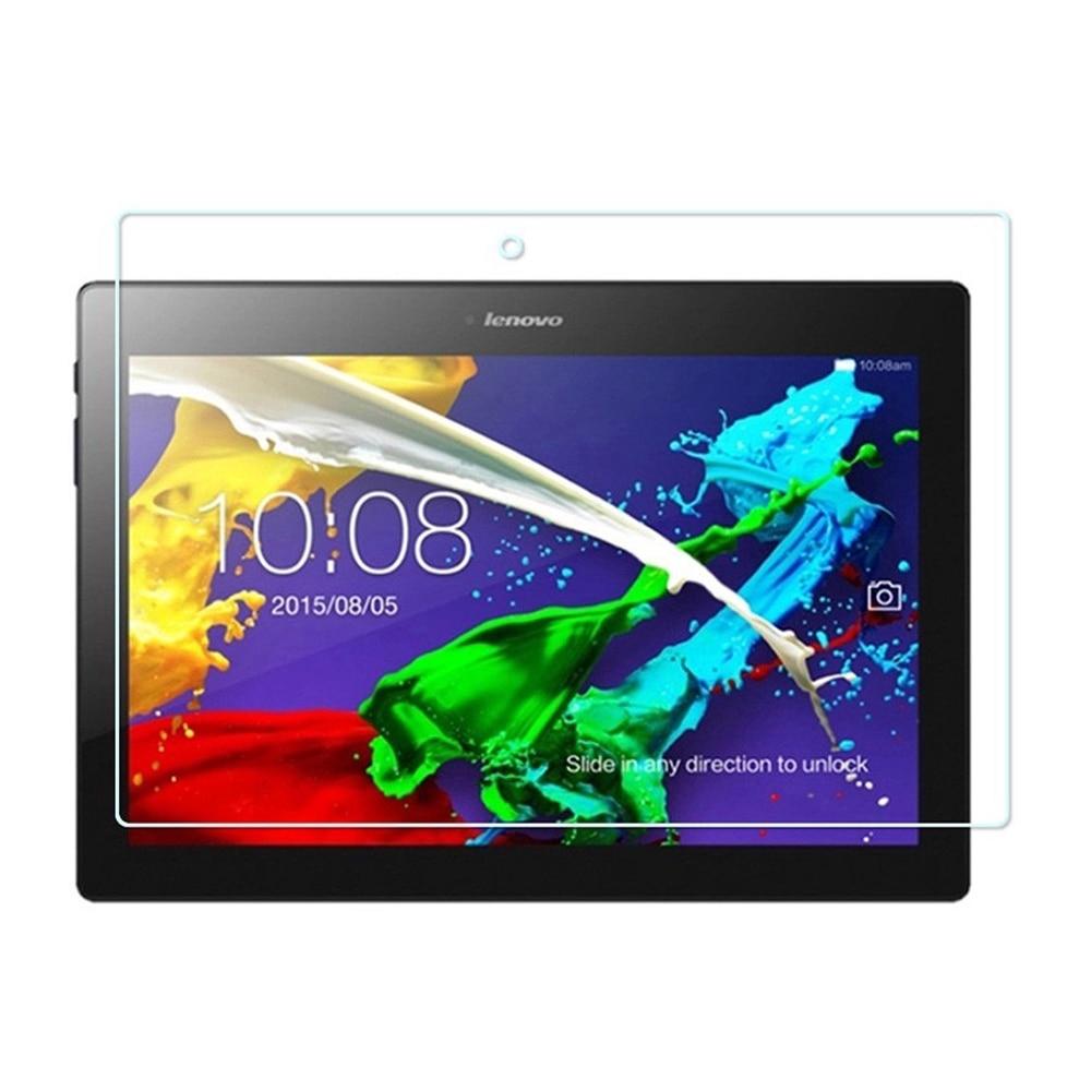 9H vetro temperato per Lenovo Tab 2 10.1 pollici A10-70 70F 70L protezione dello schermo A10-30 30F X30F Anti graffio Tablet pellicola protettiva