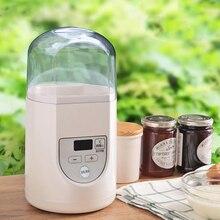 Бытовая Машина для йогурта, автоматическая ферментная машина для небольшого общежития, Mu-ltifunctional, домашняя машина для брожения рисового вина