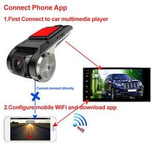 Image 5 - Anytek lente FHD X28 1080P WiFi ADAS para coche, cámara de salpicadero de coche con sensor G incorporado, grabadora de vídeo, cámara para salpicadero de coche, accesorios para coche