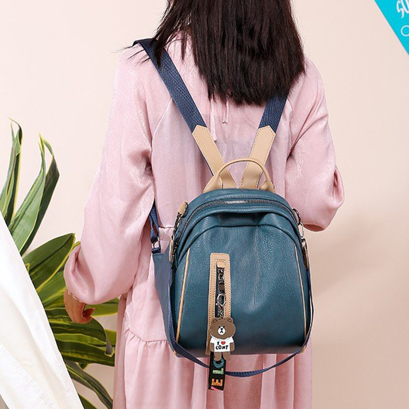 New Multifunction Backpack Women Waterproof Oxford Bagpack Female Anti Theft Backpack Schoolbag for Girls 2019 Sac A Dos mochila