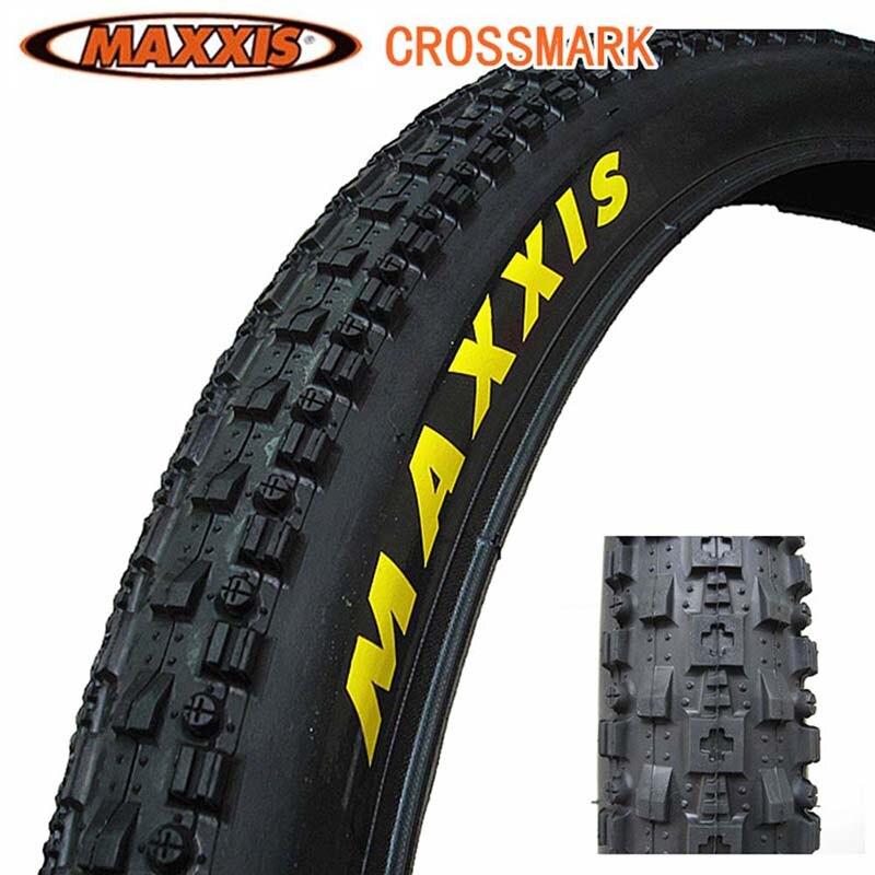 1 шт. MAXXIS 26 CrossMark MTB шины 26*2,25 26*2,1 26*1,95 27,5*1,95 27,5*2,1 29*2,1 стальная проволочная шина Сверхлегкая горная велосипедная шина