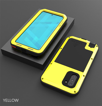 Metal Aluminum Case Galaxy Note 10