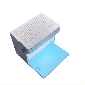 Image 4 - New SS 917C Dust Free Room Portable Anti Dust Working Bench Cleaning Room with Dust Checking Lamp For Mobile Phone Repair Tools